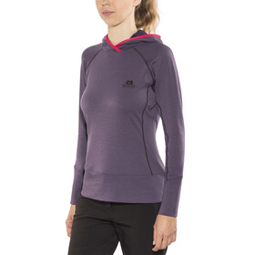 Mountain Equipment Cobra mid layer Donna viola